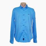 Мужская рубашка c рукавом трансформер Amato, Турция. Разные цвета.