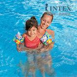 Акция 29 гн. Нарукавники Intex 3-6 лет,нарукавники для купания