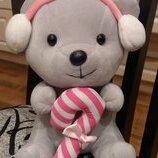 Мягкая игрушка медвежонок, 20 см