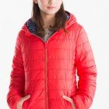 куртка для девочки 128,134,140,146,152,158,164,170,176см двусторонняя C&A
