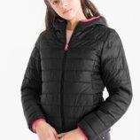 куртка для девочки 140,146,152,158,164,170,176см двусторонняя C&A