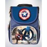 Школьный рюкзак каркасный Капитан Америка