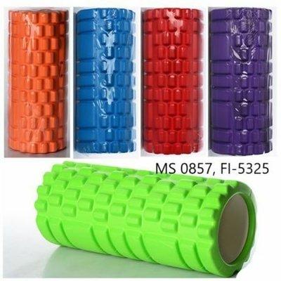 Роллер Валик массажный, ролик для йоги G2835 Отзывы
