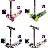 Огромный выбор самокаты Scooter макси,мини,трюковые,с сиденьем,с ручкой Скутер maxi mini micro