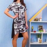 Стильное летнее женское платье