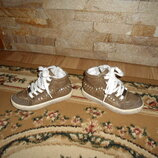 Демисезонние ботинки Canguro Girl р. 27 стєлька 16,5 см
