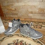 Демисезонние ботинки Geox respira світяться р. 33 стєлька 21-21,5 см