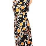 Платье лен Petite Длина 96 ог 104 от 94 об 104 лен