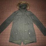 Ветровка куртка-парка Atmosphere размер С-М
