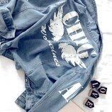 Куртка джинсовая 42 - 46