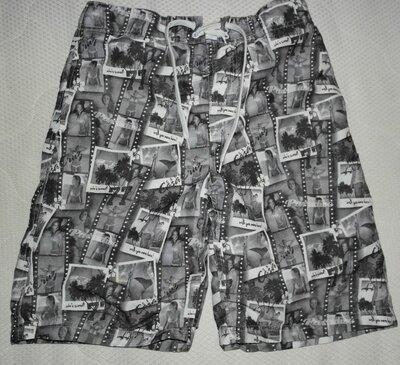 мужские шорты cedar wood state пляжные гавайки бермуды бриджи лето