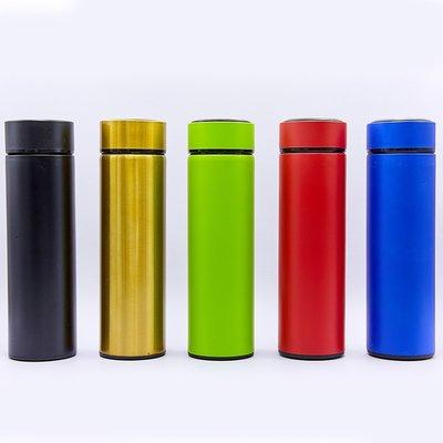 Бутылка для воды термос стальной Classic 313 5 цветов, объем 450мл