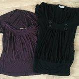 2 по цене 1 Эконом-Пакет Интересные Футболка блузка Подростку или маме Две красивые футболки-блузки