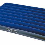 Intex Велюр матрац