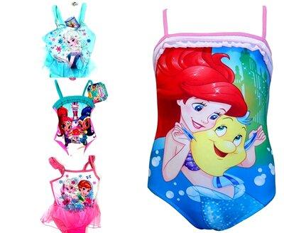 Купальник. Disney, Mermaid,Elsa and Anna , Англия