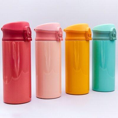 Бутылка для воды термос стальной Sanmega 8005 объем 350мл