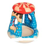 Детский надувной бассейн с навесом Bestway Конфета 52270
