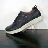 Черные спортивные туфли на шнурках StylenGard.