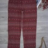 M&S Love sleep пижамные тонкие эластичные штаны р 10