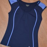 Спортивная футболка для тренировок, фитнеса р 44
