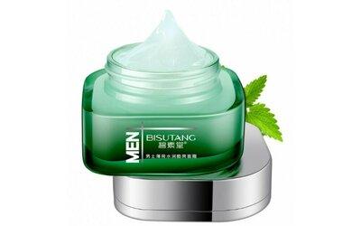 Код M776 Увлажняющий мужской крем для лица BINGJU Men Rejuvenating Moisturiser Cream с экстрактом