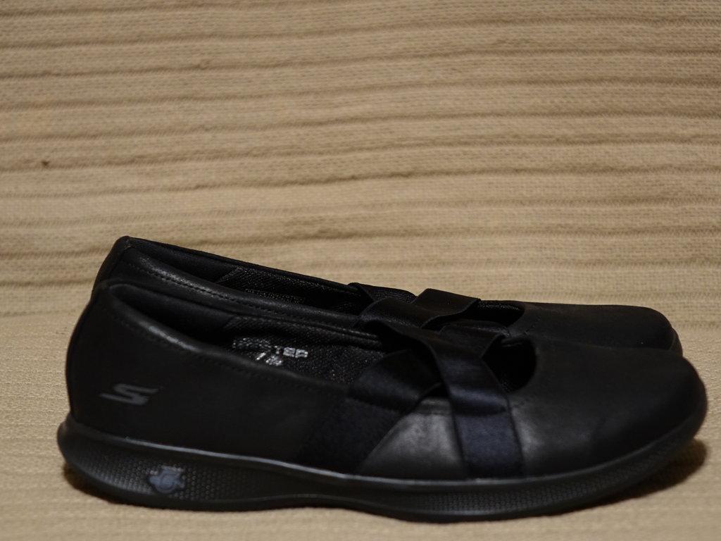 6cd9b5e80 Продано: Легчайшие черные фирменные кроссовки Skechers Goga Max Сша 38 1/2  р. - кроссовки skechers в Львове, объявление №21182207 Клубок (ранее Клумба)