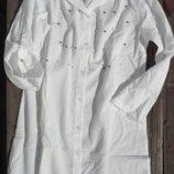 с,м,л,хл Удлиненные рубашки блузы туники , 5 цветов ,размеры