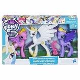My Little Pony Royal Ponies Май литтл пони принцесса Селестия Луна Каденс