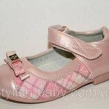 Детские туфли бренда tom.m для девочек рр. с 25 по 30