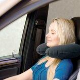 Надувная подушка Intex 68675 для сна, длительных поездок и перелетов