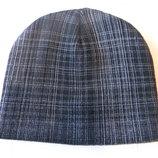 Двойная мужская шапка