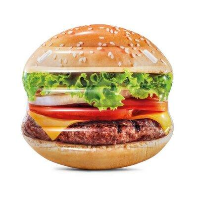 Надувной матрас-плот Гамбургер 58780 Intex