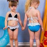 Очень красивый раздельный купальник для девочек