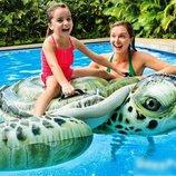 Детский надувной плот Intex 57555 Черепаха 191 х 170 см