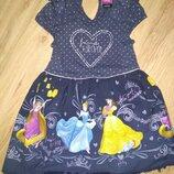 Красивое платье Дисней 1-2года