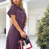 Красивое платье 42 - 44 две расцветки