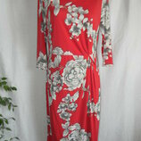 Платье с принтом bonmarche 14p