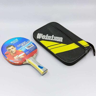 Ракетка для настольного тенниса Weinixun Very Good 5002 5 Star чехол в комплекте