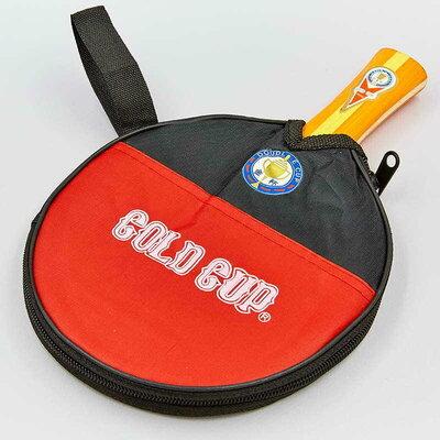 Ракетка для настольного тенниса Gold Cup 791 чехол в комплекте