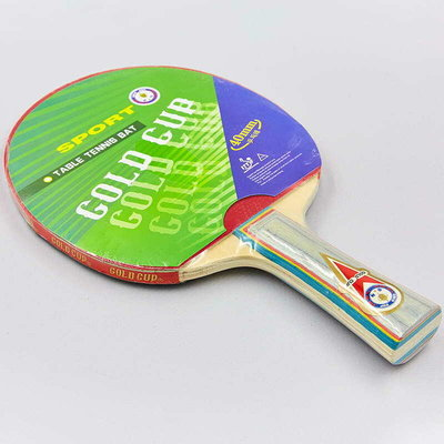 Ракетка для настольного тенниса Gold Cup 039 чехол в комплекте