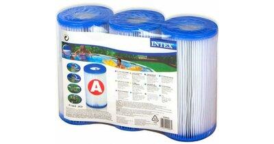 Intex 29003, 3 шт картриджа тип для фильтра-насоса Интекс