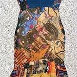 Красивое платье сарафан от бренда Save The Queen Marco Fantini Италия