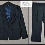 Брендовий костюм жіночий Marks & Spencer L Великобританія пиджак и брюки женские