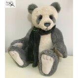 шикарный Мишка Медведь Панда Iggi Charlie Bears Англия оригинал 43 см