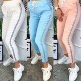 Спортивные женские брюки hard. 3-цвета. Новинка от Украинского производителя.
