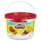 Игровой набор ведерко пластилина Play-doh Пикник. Оригинал Hasbro 23412/23414