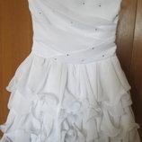 Нарядное платье, 6-7лет, Уп за мой счёт
