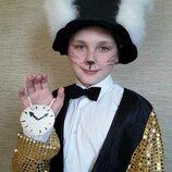 Костюм новогодний карнавальный Кролик из Алисы в стране чудес