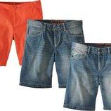 Мужские джинсовые шорты бермуды Livergy размер 52