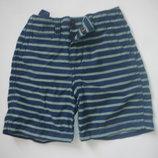 Фирменные gap крутые шорты мальчику 3-4 лет в новом состоянии хлопок